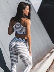 Женский топ Nebbia boho style mini top 659 grey