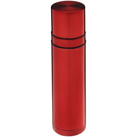Hotwell Plus 750 Vacuum Flask, red