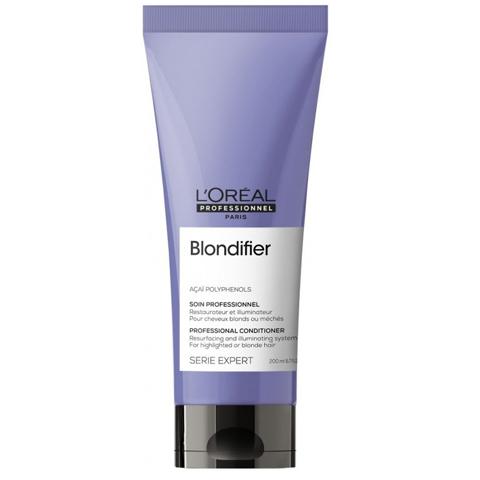 L'Oreal  Professionnel Blondifier: Кондиционер для сияния оттенков блонд (Blondifier Conditioner), 200мл/750мл