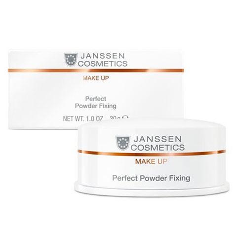 Janssen Make Up: Специальная пудра для фиксации макияжа (Perfect Powder Fixing)
