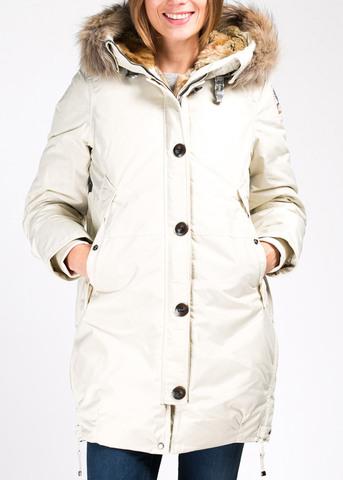 Куртка удлиненная MOSCOW PARAJUMPERS
