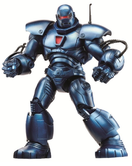 Iron Man 3 Marvel Legends Series 01 - Classic Horned Iron Man