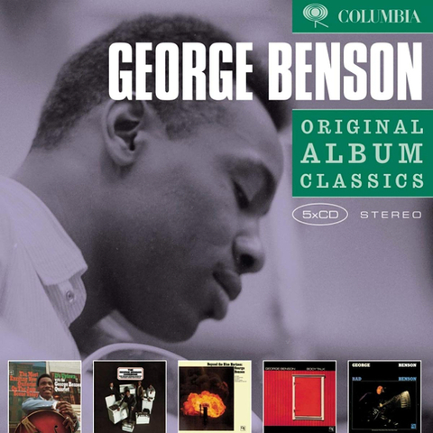 George Benson / Original Album Classics (5CD)