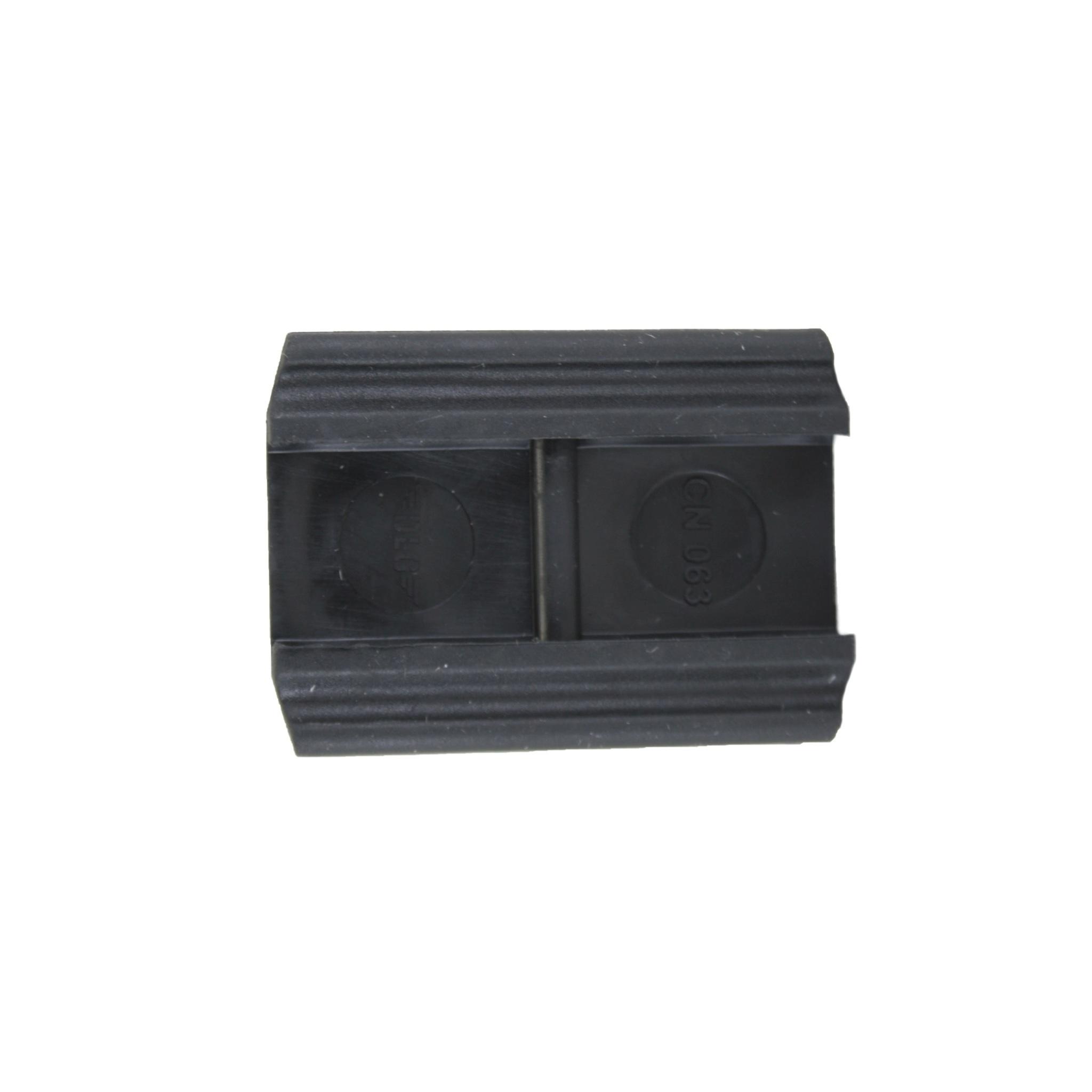Накладка на планку Пикатинни 5 см, DLG Tactical - вид изнутри