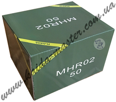 Катушка с байтраннером Kaida MHR 02-60