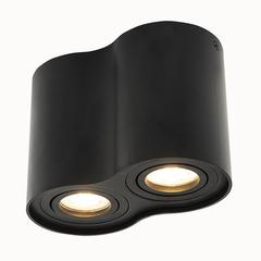 Накладной точечный светильник INL-7015D-01 Black