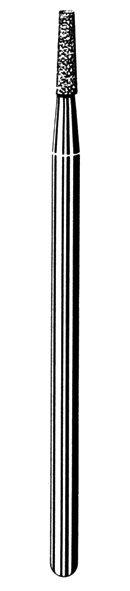 Лабораторные алмазные инструменты «SS WHITE» серия LAB 212/4020 Группа III. Средняя крошка.