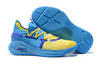 Under Armour Curry 6 'Blue/Yellow'