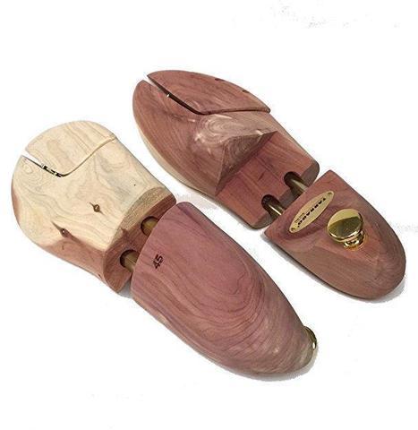 Набор колодок - формодержателей для обуви , Tarrago ДВЕ  КЕДР (4 пары)
