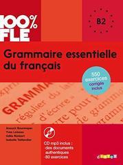 Grammaire essentielle du francais B2 - livre + CD