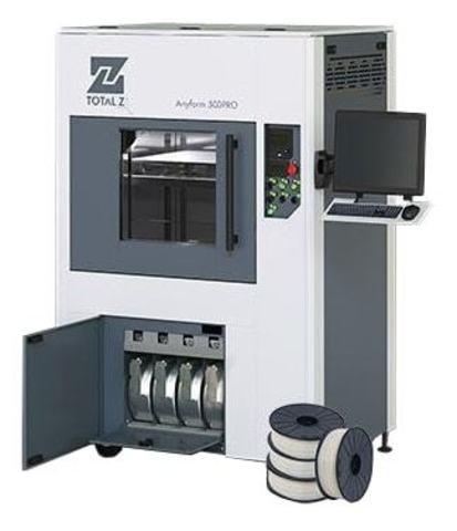 3D-принтер Total-Z Anyform 500-PRO HOT+