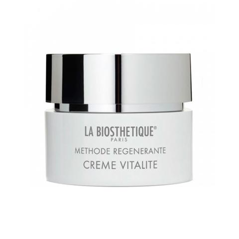 La Biosthetique Methode Regenerante: Ревитализирующий крем для лица 24-часового действия (Creme Vitalite), 50мл/200мл