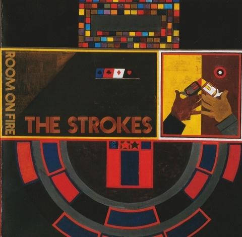 Виниловая пластинка The Strokes - Room On Fire