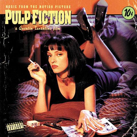 Виниловая пластинка Pulp Fiction