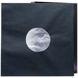 Конверт Внутренний Для Пластинки 12' (Audio Anatomy Inner Record Sleeves)(Черный)