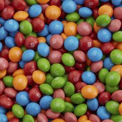 Skittles Sweet Sours Скитлс с фруктовой шипучкой 56 гр