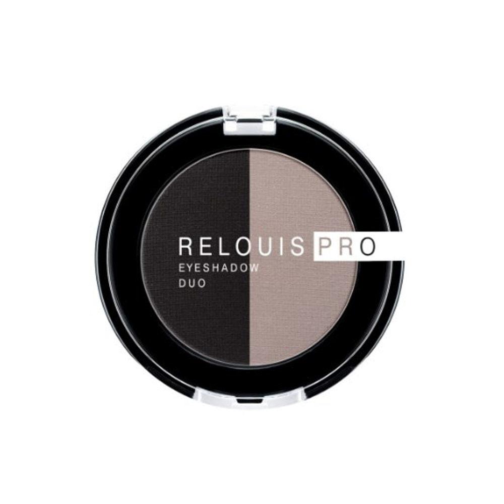 Тени для век Pro Eyeshadow Duo