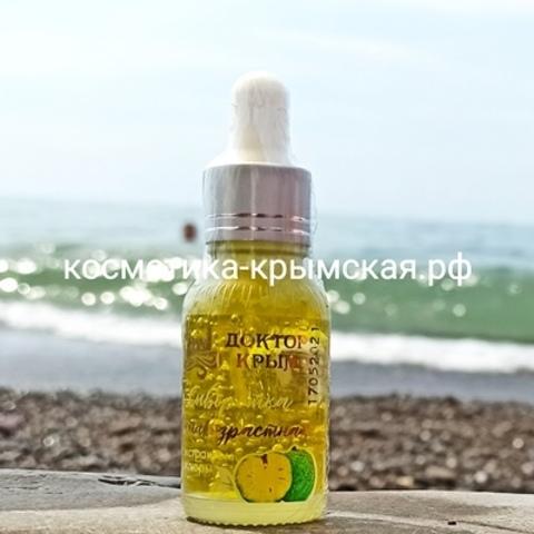 Сыворотка для лица «Антивозрастная» с экстрактом маклюры™Доктор Крым
