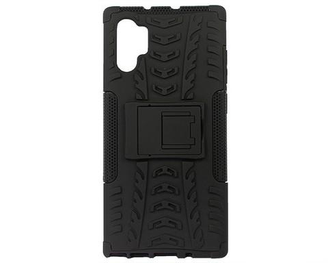 Чехол для Samsung Galaxy Note 10+ (N975F) | протектор черный