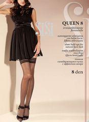 Sisi Queen 8 чулки женские