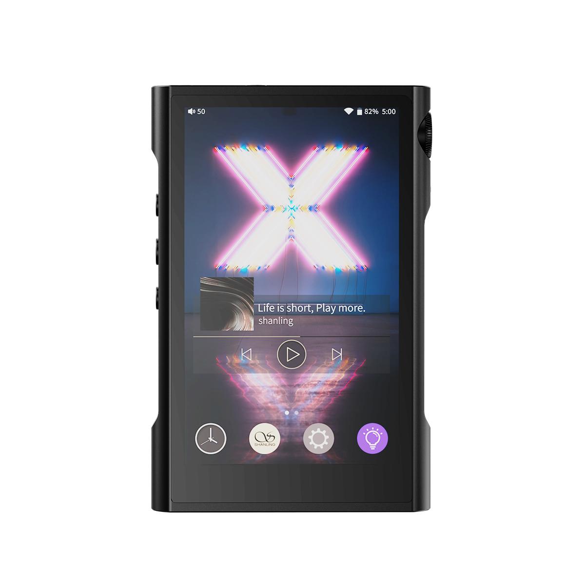 Shanling M3X black, портативный аудиоплеер