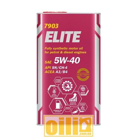 Mannol 7903 ELITE 5W-40 4л