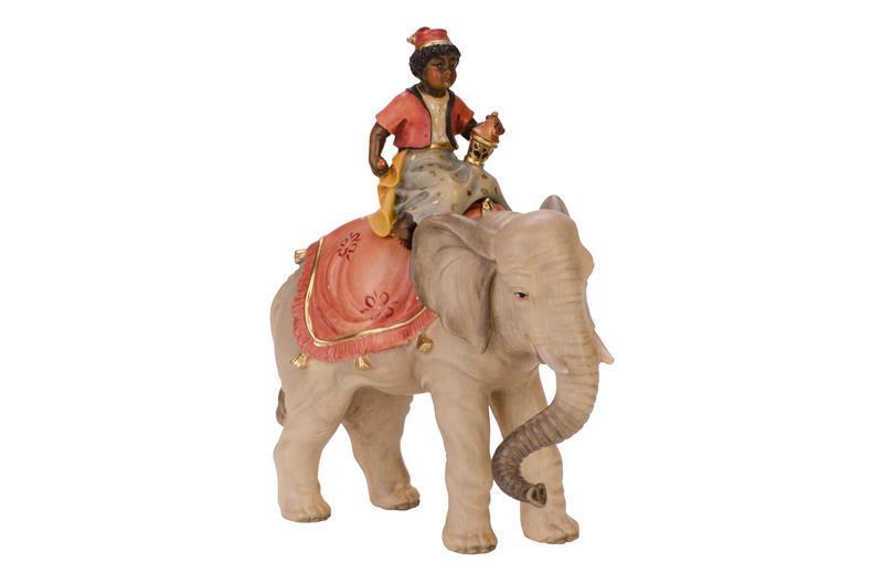 Наездник слона