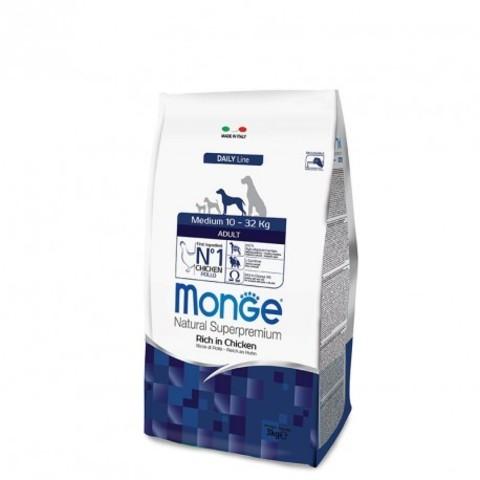 Monge Medium Adult 15 кг