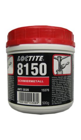 LOCTITE LB 8150 Смазка высокотемпературная с алюминием,медью и графитом, банка