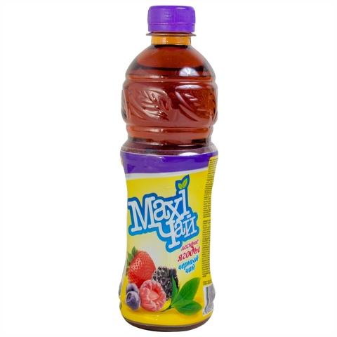 Чай холодный MAXI Лесная Ягода 0,45 л КАЗАХСТАН