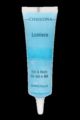 Christina Био-гель для кожи вокруг глаз с гиалуроновой кислотой Lumiere  | Lumiere Eye Bio Gel + HA
