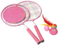 Badminton \ Бадминтон (çəhrayı)