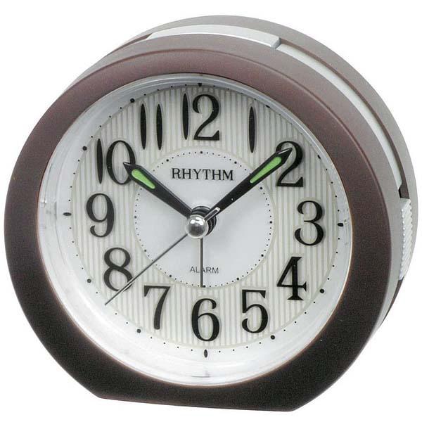 Настольные часы-будильник Rhythm CRE839NR06