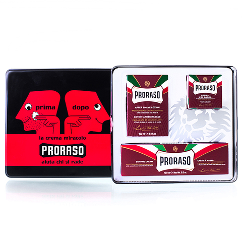 Подарочный набор PRORASO VINTAGE SELECTION PRIMADORO