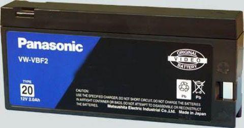 Аккумулятор Panasonic VW-VBF2T, VBF2 для Panasonic NV-M40A AG187 PV908D PVS770D VM749 VW-VBF2E M3000 M9000