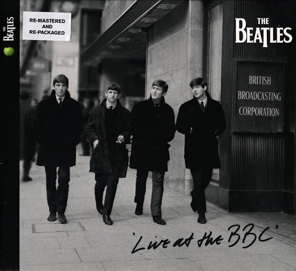 BEATLES, THE: Live At The BBC