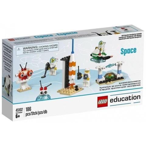 LEGO Education: Дополнительный набор StoryStarter Построй свою историю. Космос 45102 — Education StoryStarter Space Expansion — Лего Образование