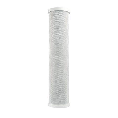 Фильтроэлемент ЭФС 250-5ГВВУ ВВ10 (активир. кокос. уголь + постфильтр),  для г/х воды, Аквапост