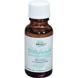 Масло чайного дерева Berchtold Teebaumol 10 мл