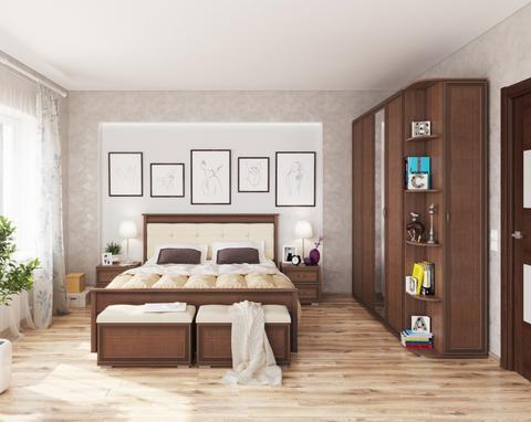 Спальня Ливорно №2 орех