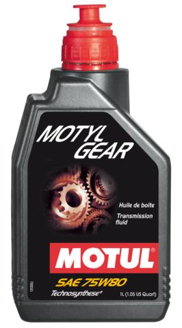 Motylgear 75W80