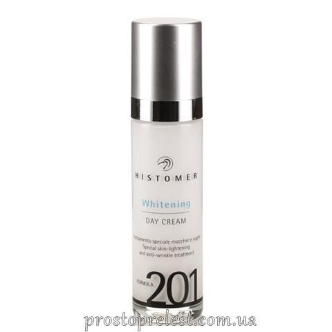 Histomer Formula 201 Whitening Day Cream SPF 20 - Денний крем для сяйва шкіри