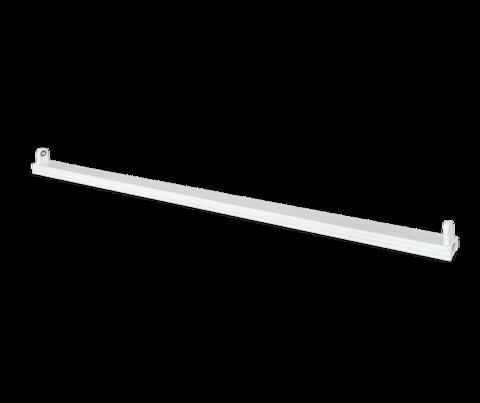 Светильник под светодиодную лампу SPO-101-1 1х18Вт 160-260В LED-Т8/G13 1200 мм