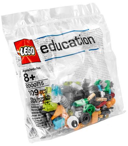LEGO Education: Дополнительный набор WeDo 2.0 2000715 — WeDo 2.0 Replacement Pack polybag — Лего Образование