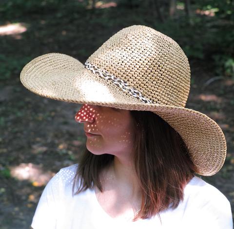 Набор для вязания шляпы