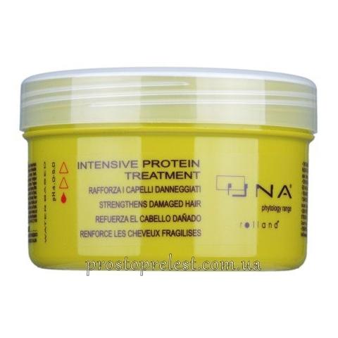 Rolland Una Intensive Protein Treatment - Маска відновлююча