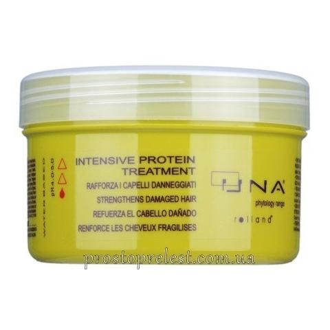 Rolland Una Intensive Protein Treatment - Маска восстанавливающая
