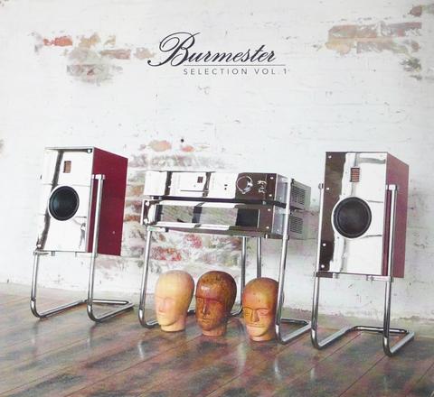 Inakustik CD, Burmester Selection, Vol.1, 0167804