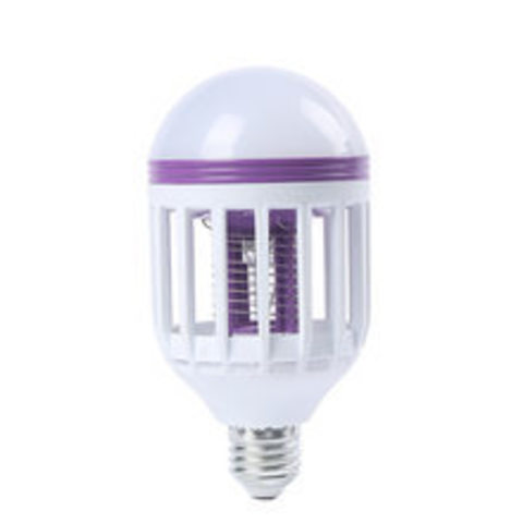 Противомоскитная лампочка IZ01, 220V, E27, 12Вт