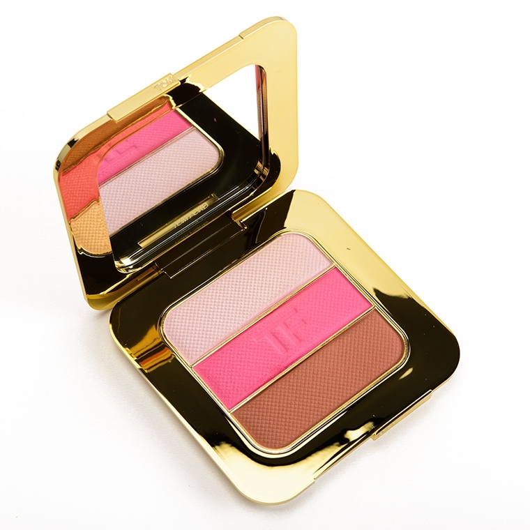 """Tom Ford Soleil Contouring Compact """"02 Soleil Afterglow"""